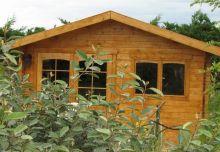 construire une maison en bois. Black Bedroom Furniture Sets. Home Design Ideas